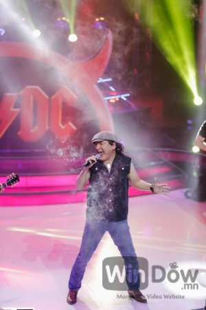 Г.Ганхүү (AC/DC- Brian Johnson- Highway to hell)