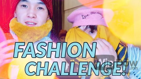 FASHION CHALLENGE | 116 FAMILY